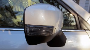 2-14 subaru forester 2.5i touring side mirror blinker