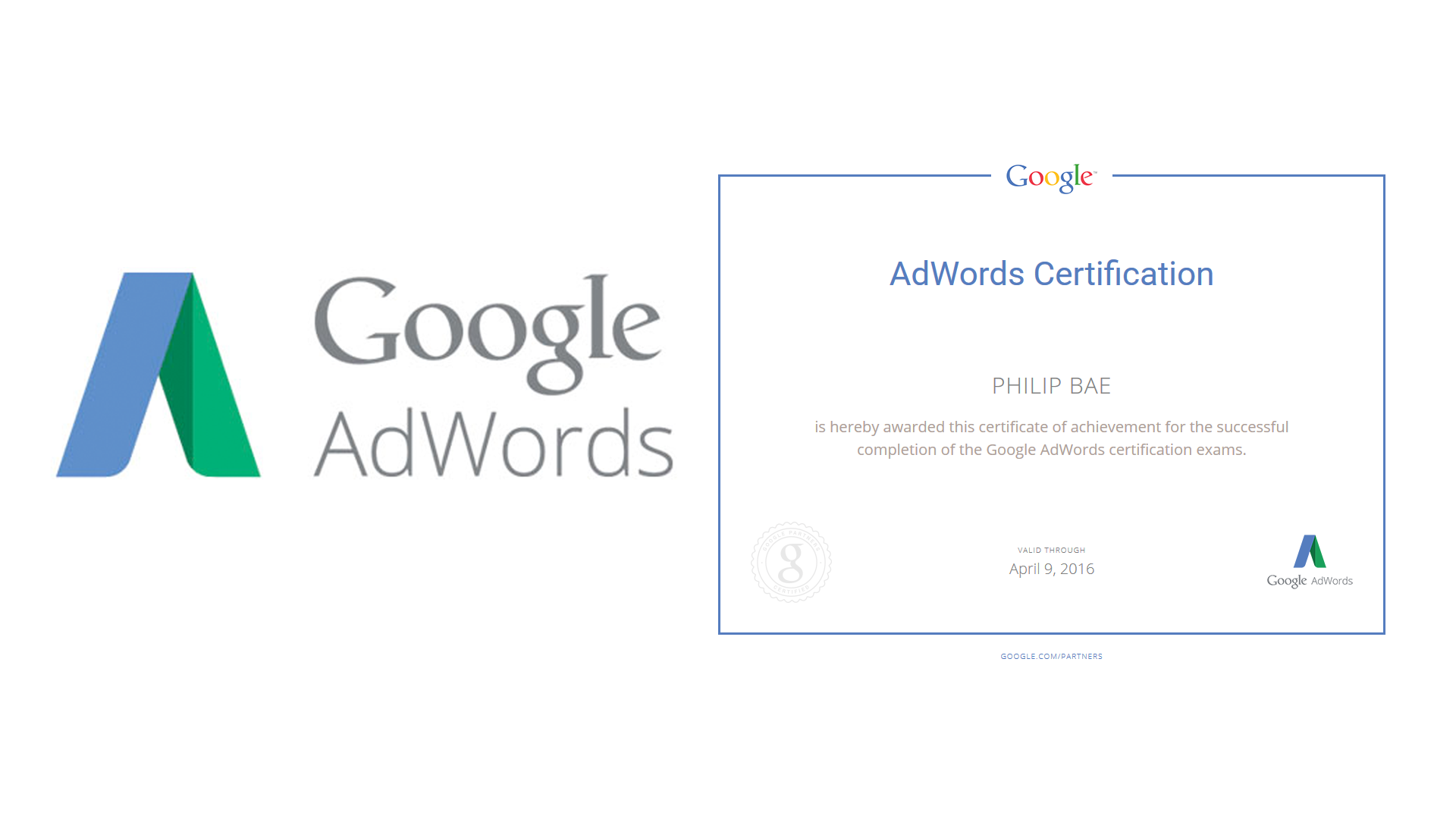 Best study guide to prepare for google adwords certification exam xflitez Image collections