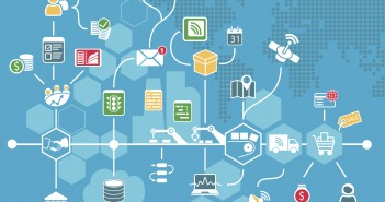 Internet of things (IOT) and digital business process automation