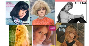 Yé-Yé French Music of 60s – Beautiful, Romantic, Mysterious, and Playful